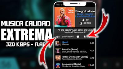 POR FIN!!! El NUEVO DEEZLOADER ESTA DE LUJO   MUSICA ALTA CALIDAD CON CARATULAS 2020