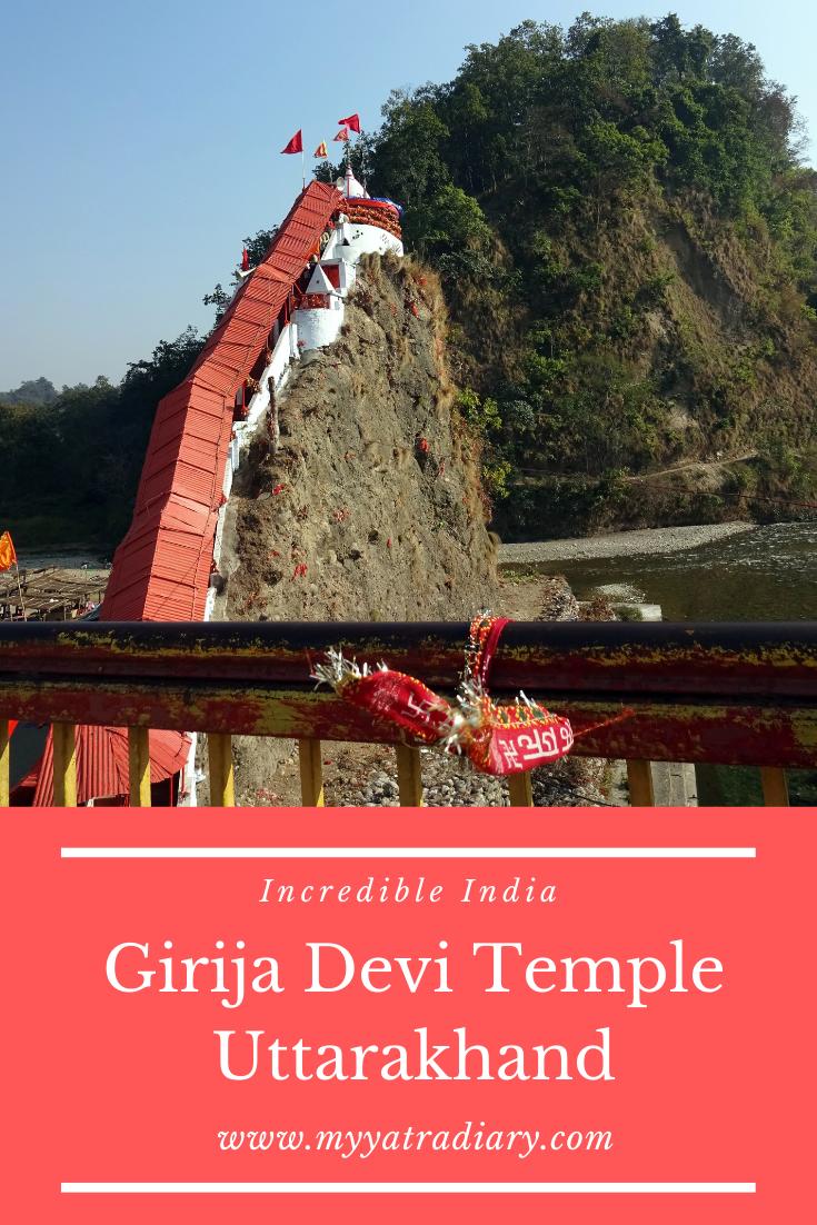 Pinterest Girija Devi Mandir Jim Corbett Ramnagar Uttarakhand