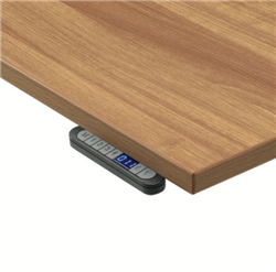 Offices To Go Adjustable Table - Digital Display