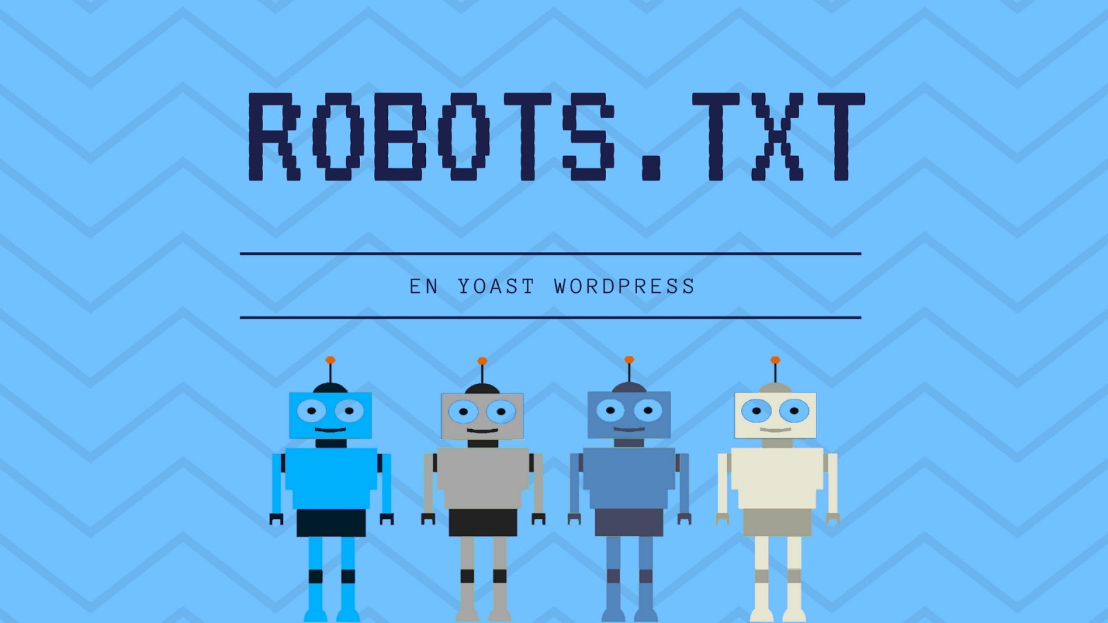 Robots.txt guia