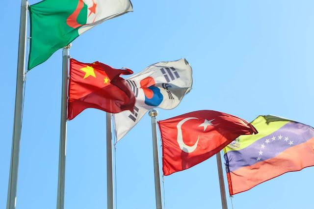 Diplomasi Kerja Sama Aljazair Antar Negara