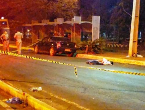 Jovem de 22 anos, a 11ª vítima de assassinato do ano em Campo Mourão; crime ocorreu no Gramadão