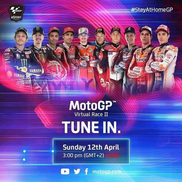 Motogp Virtual Race 2020