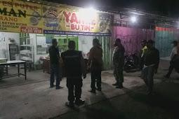 Sosialisasi dan Penegakan PPKM Selalu dilakukan Koramil Klaten Utara