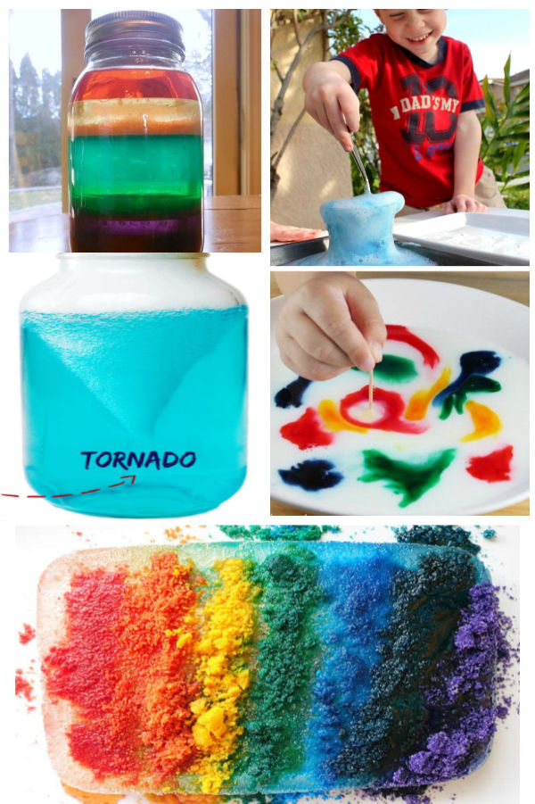 Learn all the things with these fun spring science experiments for kids! #scienceexperimentskids #springscienceactivitiespreschool #springexperimentsforkids #springcrafts #growingajeweledrose #activitiesforkids