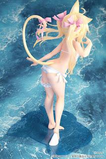 """Kemomimi Academy – """"Blond-chan"""" by Alka figure, Fots Japan"""