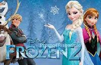 Logo Vinci una magica fuga a New York con Glade: vinci spettacolo Frozen a Brodway