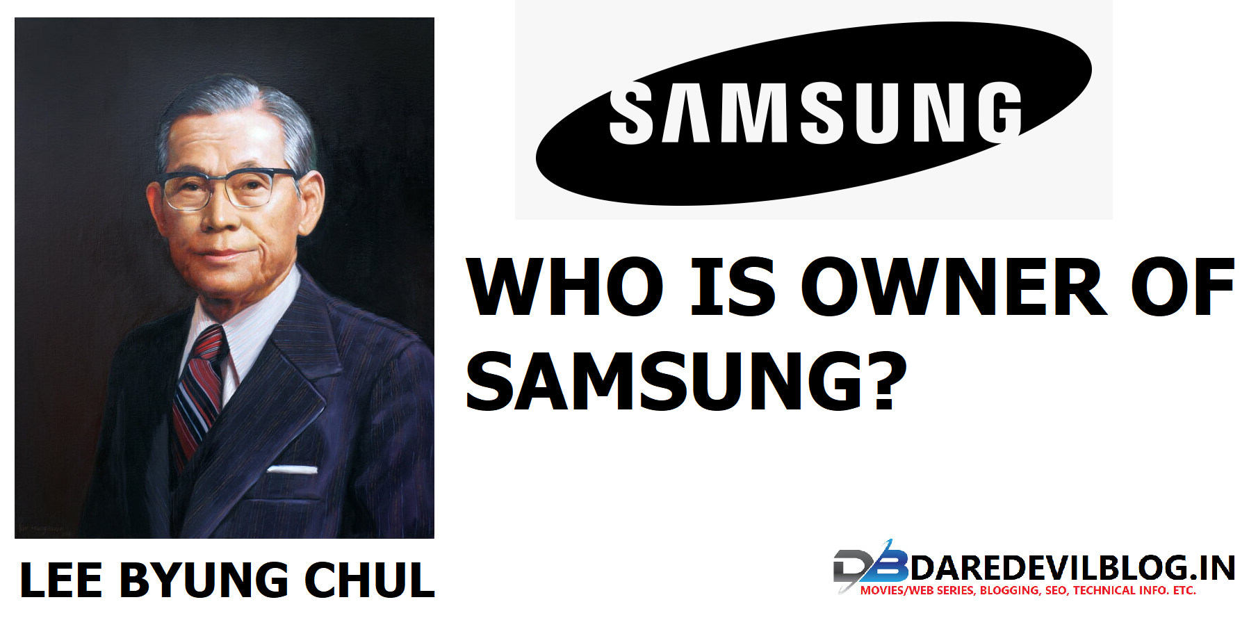 Who is the Owner of Samsung and Which country is Samsung Company?, Owner of Samsung, Samsung Owner,General,