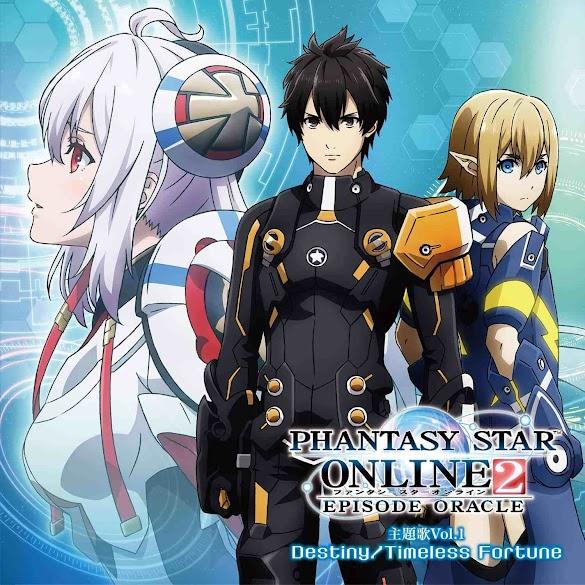 Destiny Opening Phantasy Star Online 2: Episode Oracle