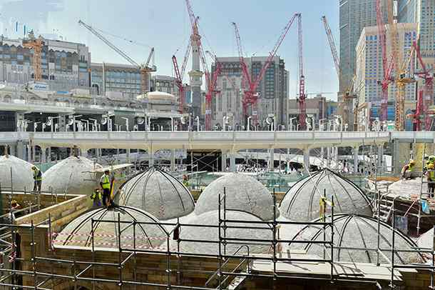 Masjid Al Haraam Expansion