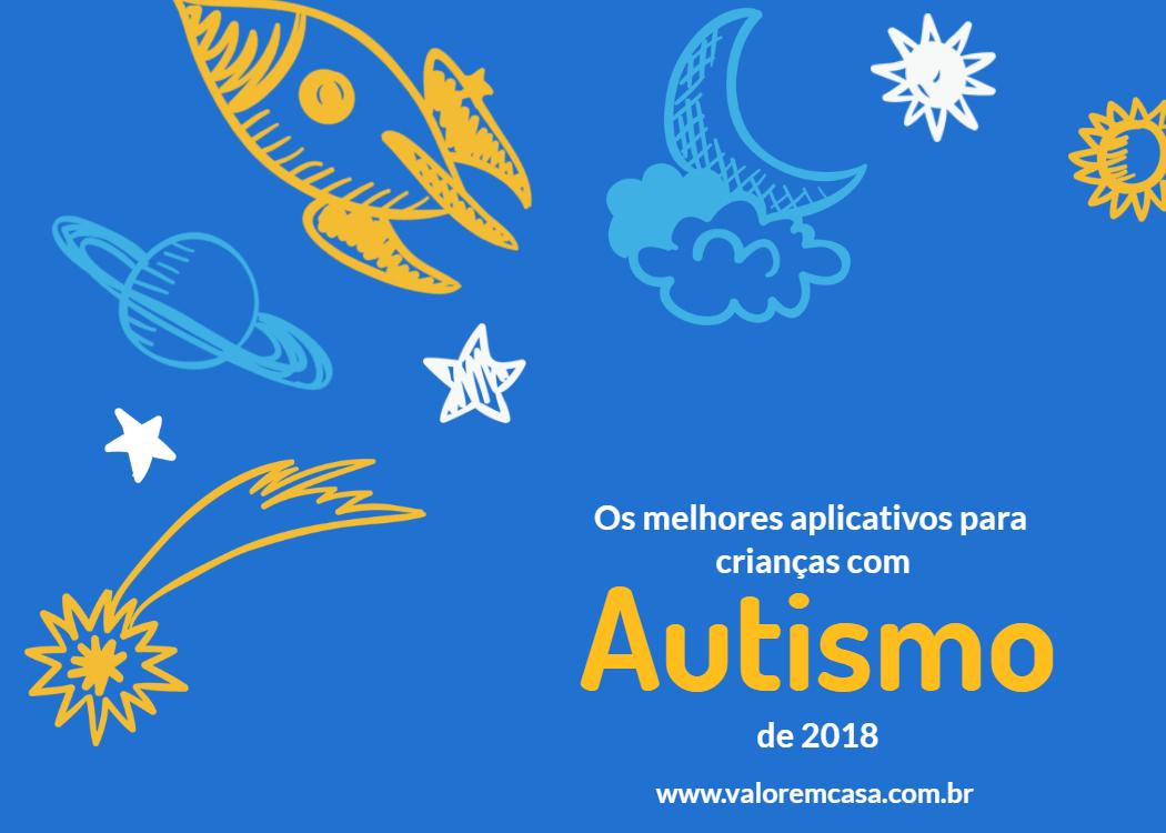 Aplicativos gratuitos para crianças autistas | Os 5 melhores de 2018