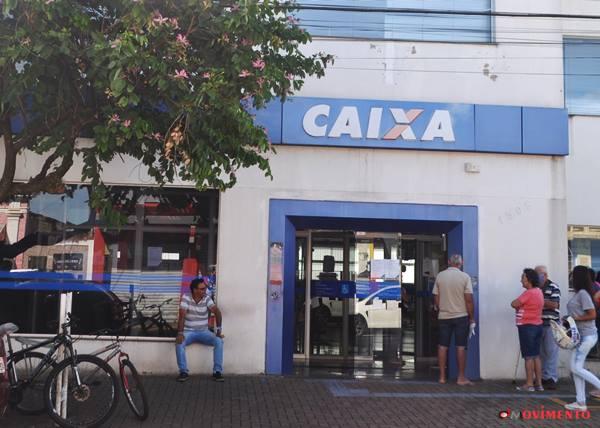 Agência da Caixa em Pirassununga abre neste sábado para pagamento do auxílio emergencial