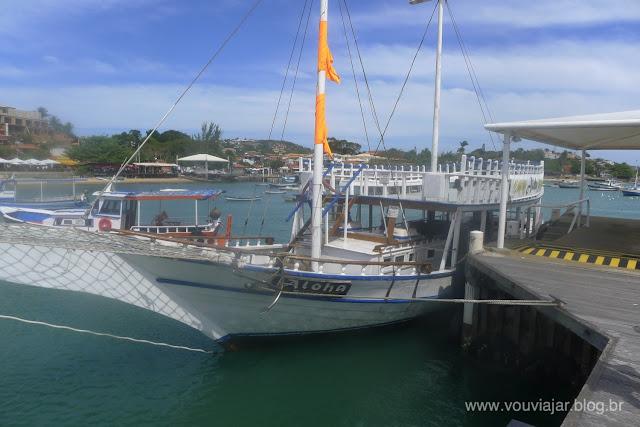 escuna Aloha, da Porto Turismo