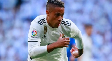 Real Madrid Striker Mariano Diaz Tests Positive For COVID-19