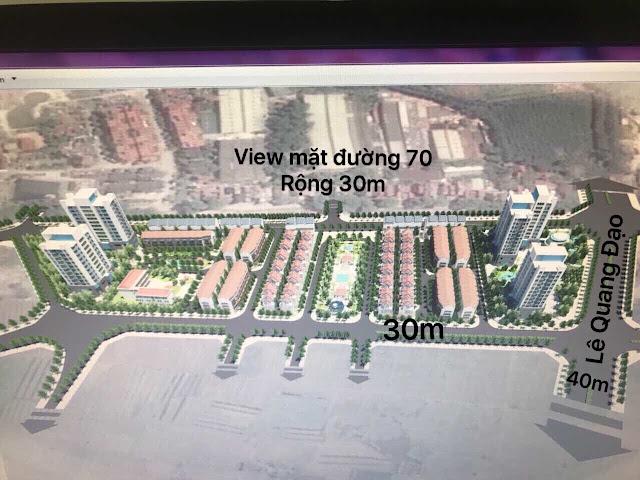Toàn cảnh dự án FLC Premier Park