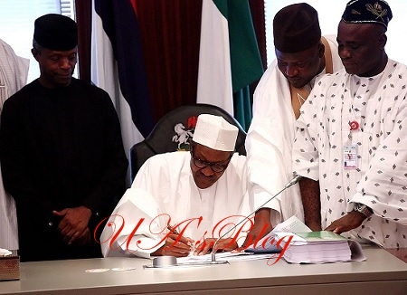 Sex-for-marks: I 'll assent law against abuses – Buhari