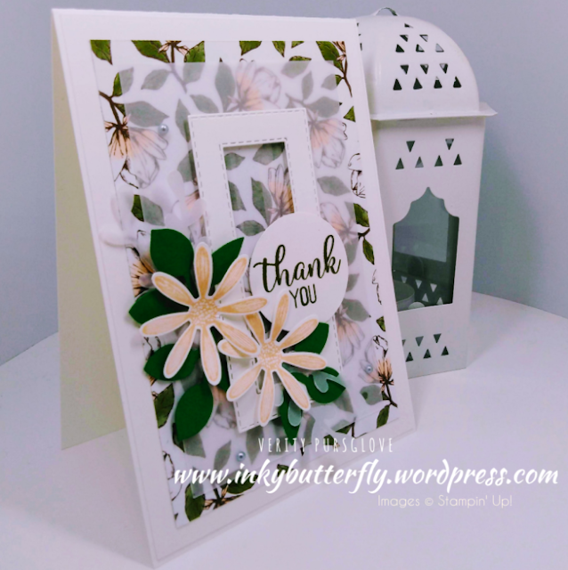 Nigezza Creates With Stampin' Up! & Inky Butterfly & Magnolia Lane