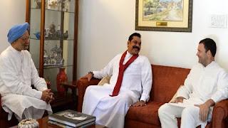 rahul-manmohan-meet-rajapakshe
