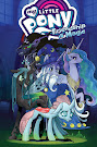 MLP Paperback #19 Comic Cover A Variant
