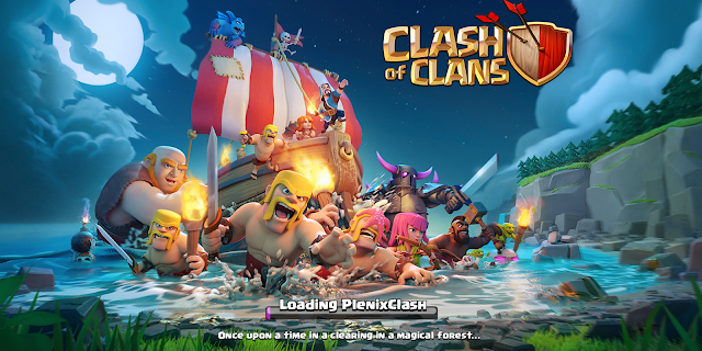 Download PlenixClash 9.256.4 Mod Apk - Clash of Clans Private Server
