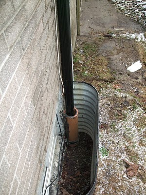 Corrugated Pipe Or Pvc For French Drain