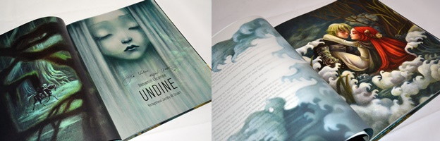 """""""Undine"""" von Benjamin Lacombe"""
