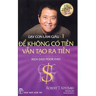 Bộ sách dạy con làm giàu - Robert T.Kiyosaki