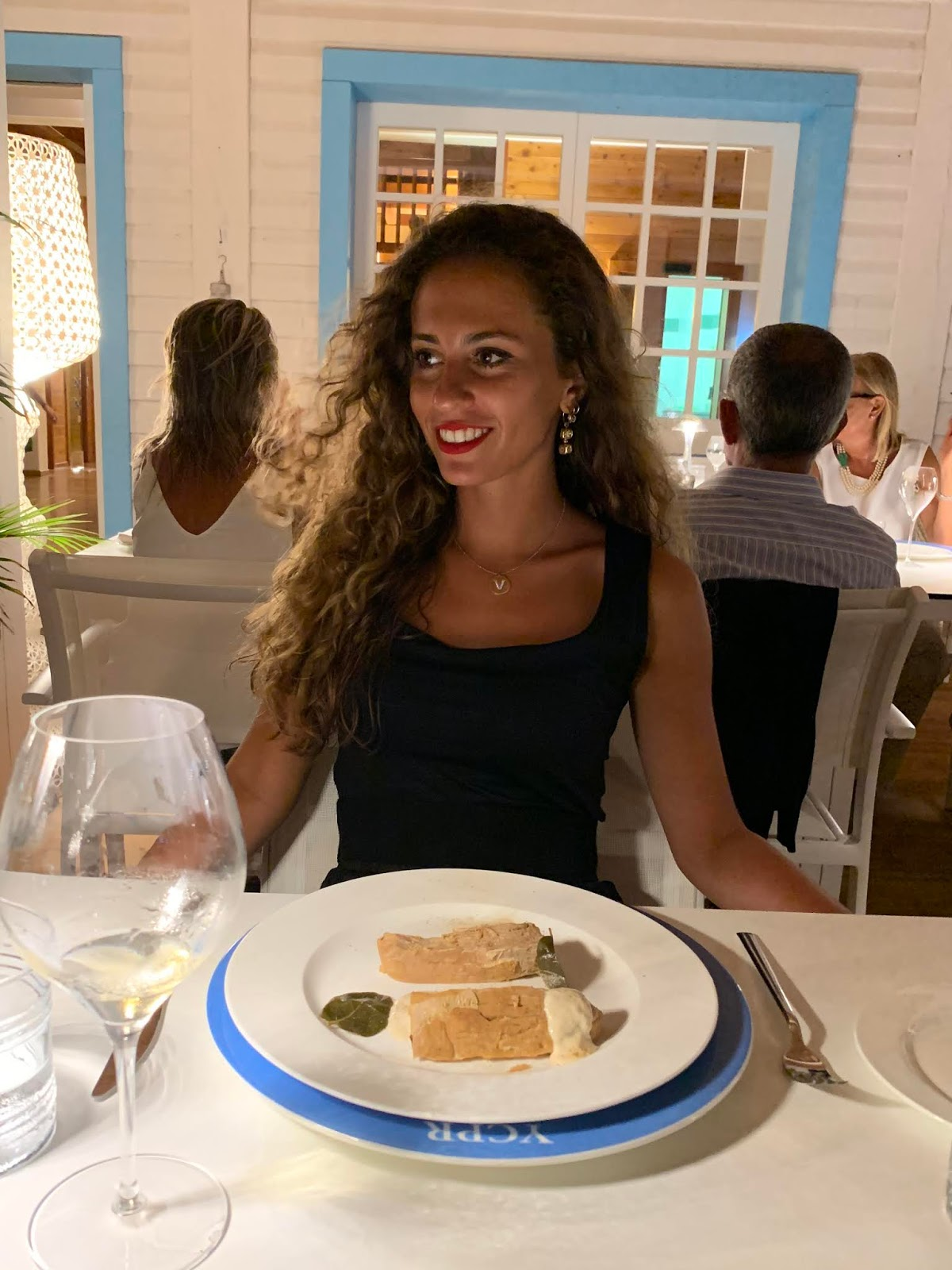 porto rotondo on top: una cena indimenticabile allo yacht club, porto rotondo on top, Valentina Rago, fashion need