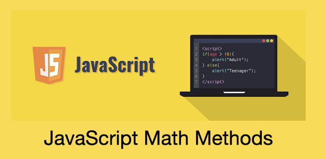 JavaScript Math Methods