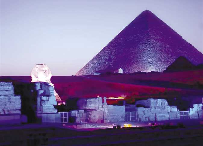 «Chamber of Tourism - Egypt »: Sound and light agree to extend the period of discount on tickets