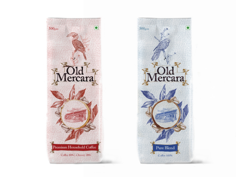 Old Mercara Nut butters
