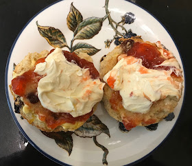Fruit Scones Lockdown
