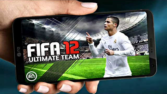 Download FIFA 12 Lite Android Apk+Data Offline 400 MB