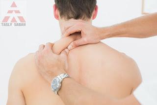 Terapi urut sakit bahu