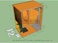 Skema Box CBS fusion 12 inch
