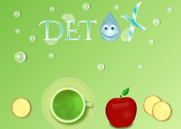 Receita Desintoxicante: Suco de Maçã com Gengibre e Chá Verde