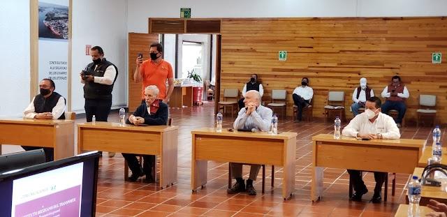 PRESENTA IMT PROYECTOS AL TITULAR DE LA SCT