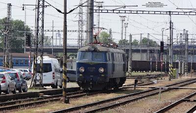 ET22, PKP Cargo, Ostrava hl.n.