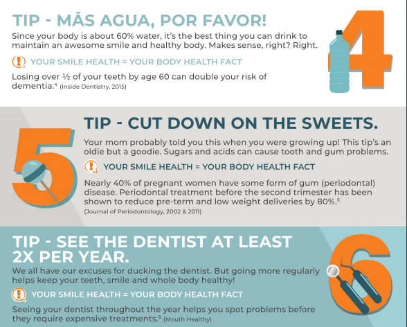 Smile Dental Plans tips 4 thru 6 #ad