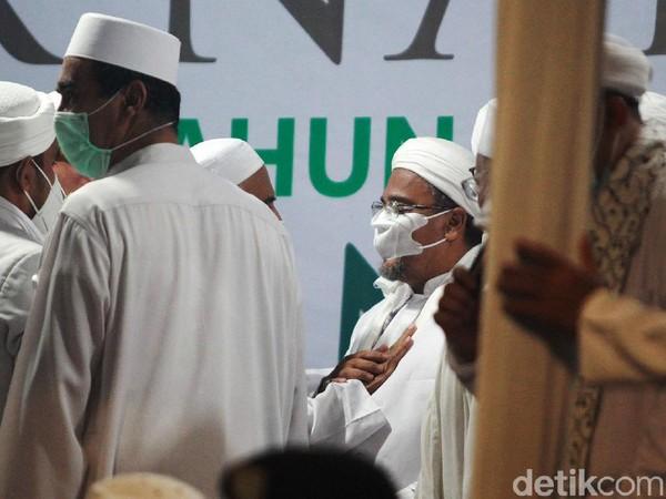 Sidang Putusan Praperadilan Habib Rizieq Digelar Hari Ini