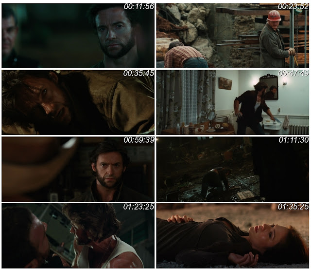 X-Men Origins Wolverine 2009 Dual Audio Download 1080p BluRay