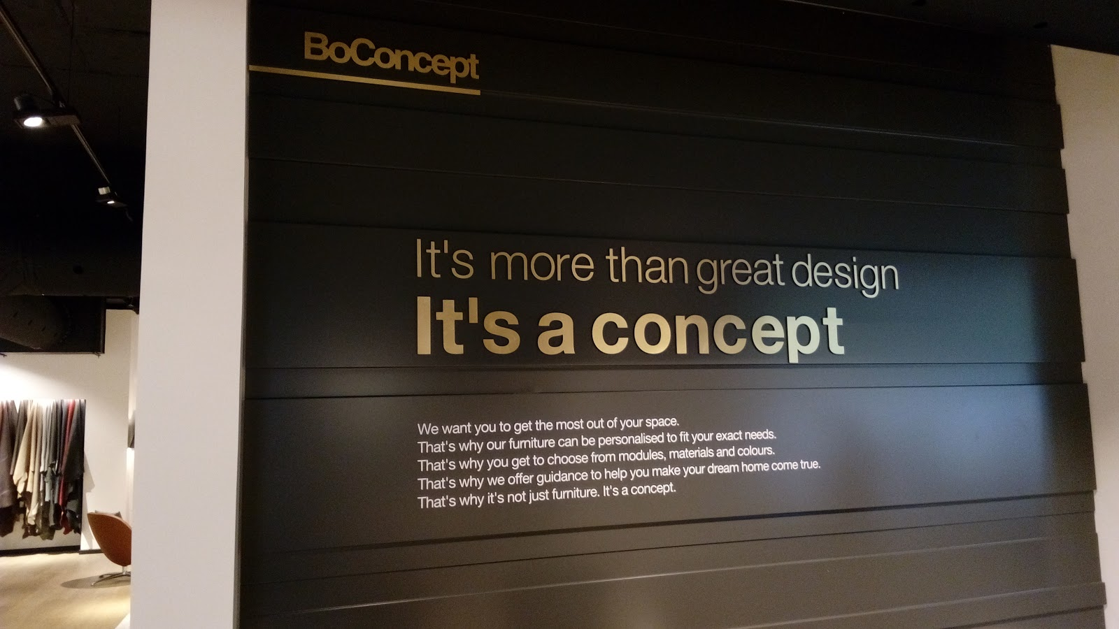 Logo Boconcept Boconcept The New Danish Brand For Home Styling In India
