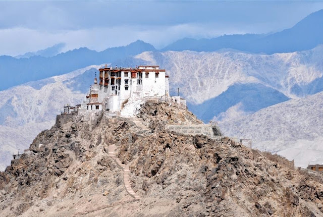 LADAKH, THE LAST SANCTUARY FOR BUDDHISM