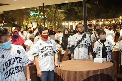 Sempat Tertunda, TeRuCI Chapter Tangerang Sukses Rayakan Anniversary ke 12 Kaum Rebahan ID