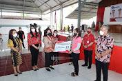 Bentuk Sinergitas, FDW Terima Bantuan Pemprov Sulut Untuk Warga Minsel Kena Korban Bencana