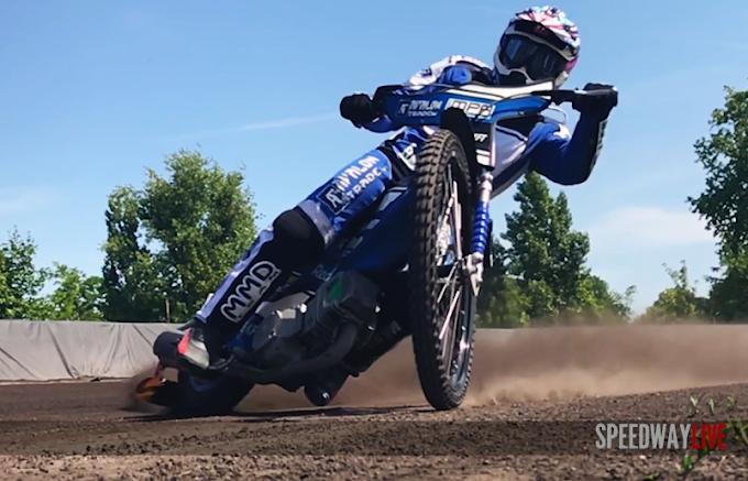 Bátor debütáló salakmotorosok a Speedway világában! (videó)