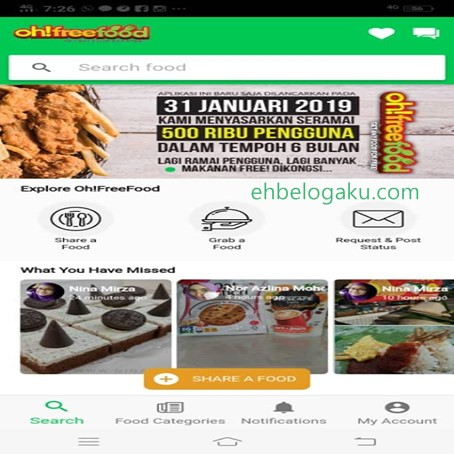 Download applikasi di smartphone,android,online shopping
