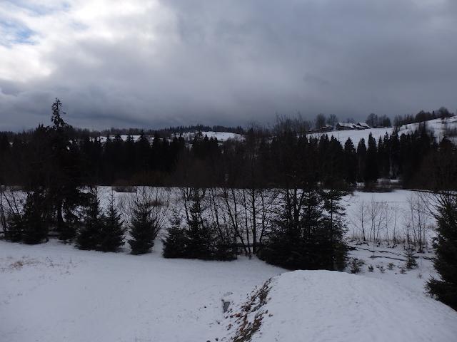 Jurgów, okolice stoku
