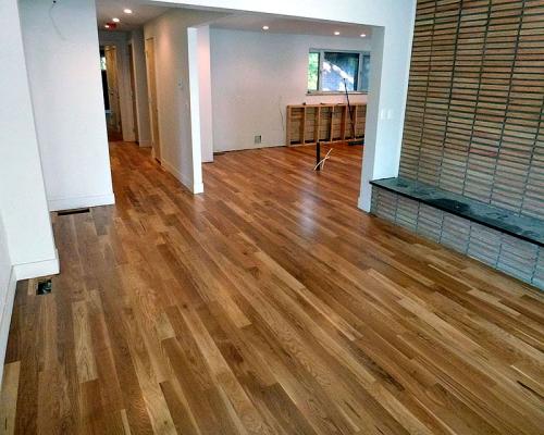 Nguyên nhân khiến sàn gỗ tự nhiên bị phồng trong quá trình sử dụng