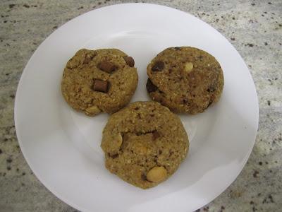 Cookies au Baileys (crème de whisky)